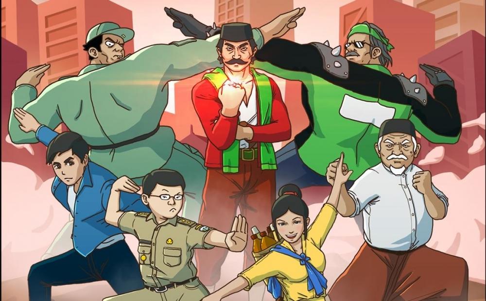 Game Unik Untuk Para Anti-Korupsi, Asli Karya Indonesia