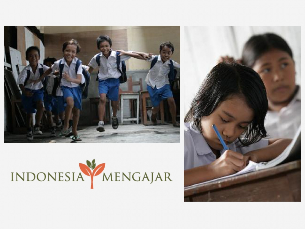Teaching by Example in Indonesia