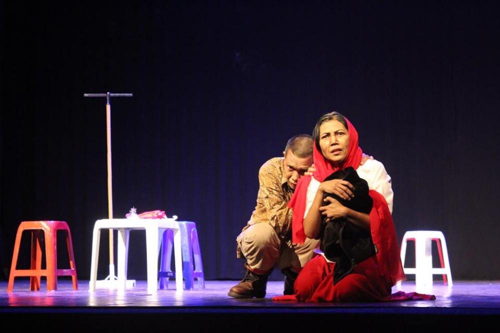Teater Satu Bawa Indonesia dalam Festival Teater Jepang