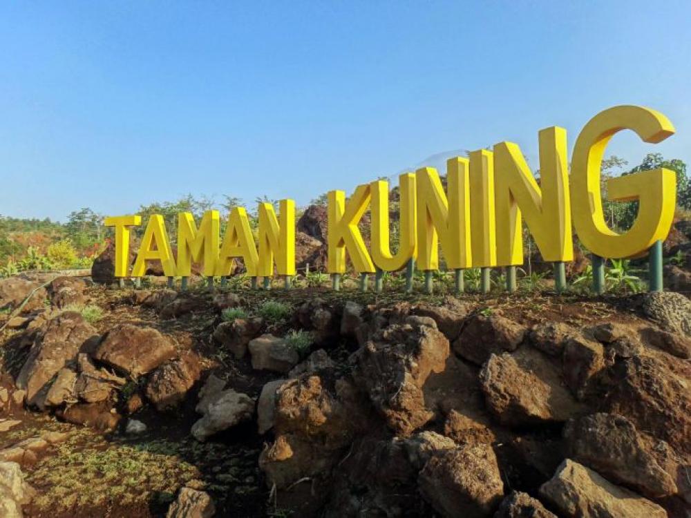 Telah diresmikan, Kebun Raya Paling Unik di Indonesia
