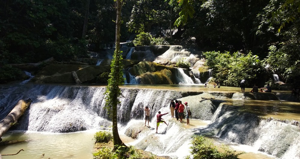 Air Terjun Morano, Nirwana dari Tanjung Peropa