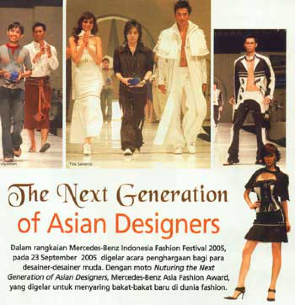 Tex Saverio, A New Rising Star in Fashion World
