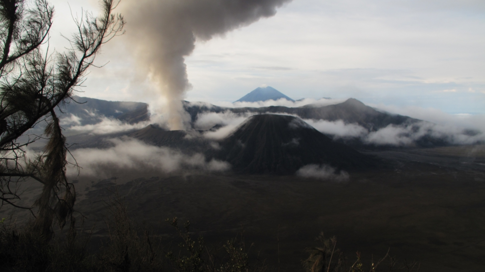 The Beautifully-eerie Mount Bromo