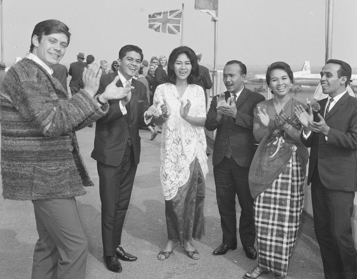 The Lensoist, Grup Penyanyi Andalan dan Upaya Soekarno Tandingi Musik Rock di Tanah Air