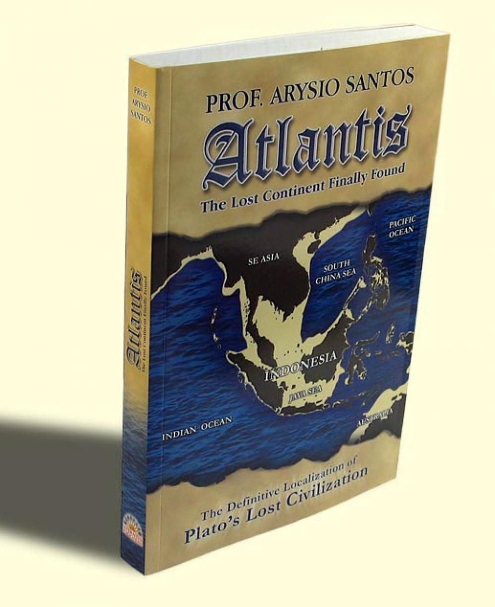 The Lost Atlantis Finally