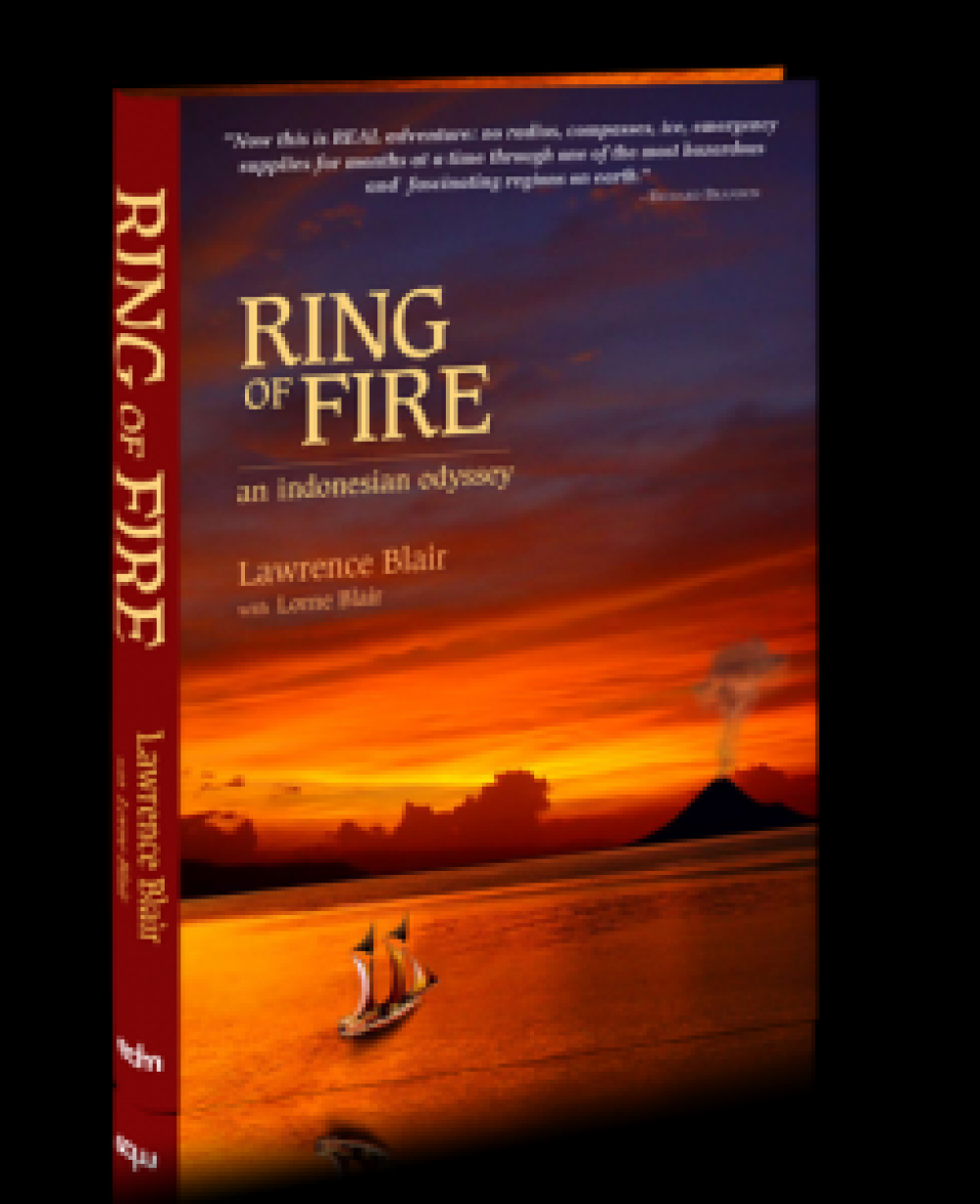 The Ring of Fire: An Indonesian Odyssey