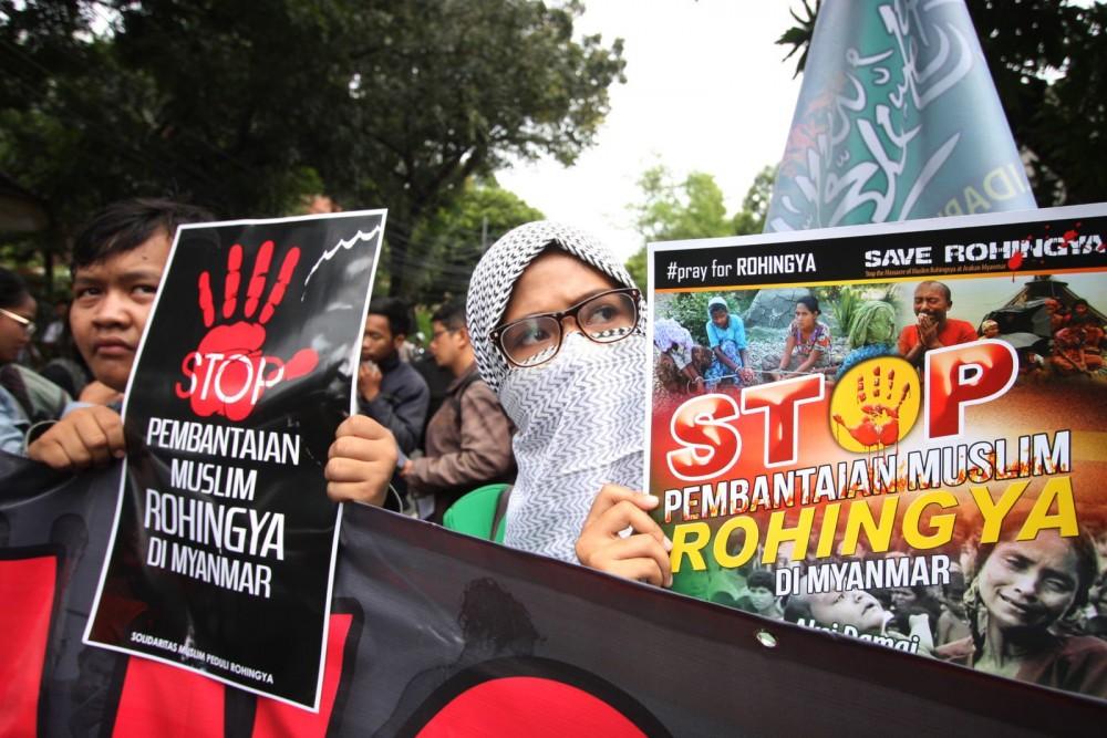 5 Langkah Nyata Indonesia untuk Rohingya
