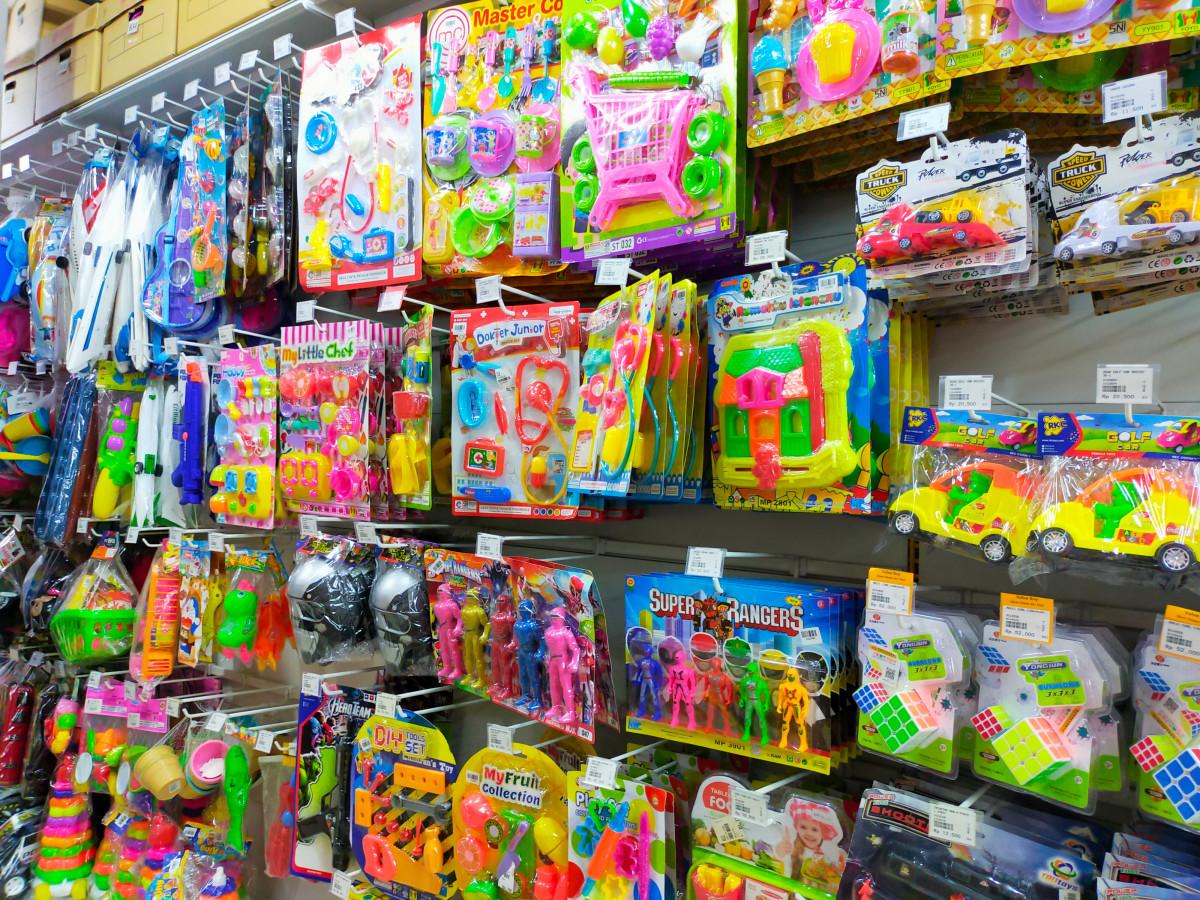 Ekspor Mainan Anak Tembus 343 Juta Dolar AS, Action Figure Bima S Toys Jadi Harapan Baru