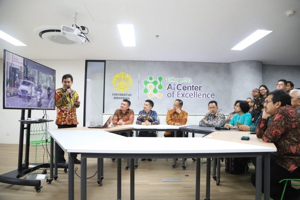 Tokopedia Bangun Pusat Pengembangan AI bareng Universitas Indonesia