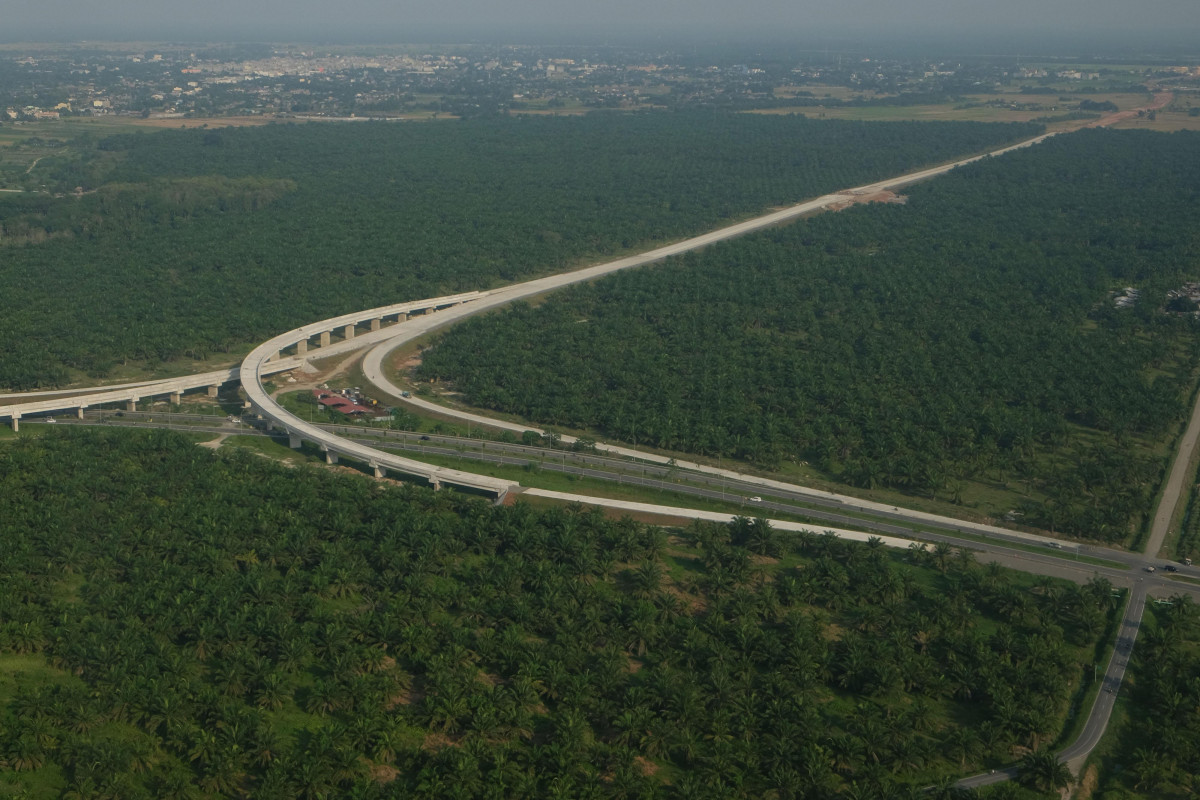 Sepanjang 648 Km, Tol Trans Sumatra Siap Beroperasi Desember 2020