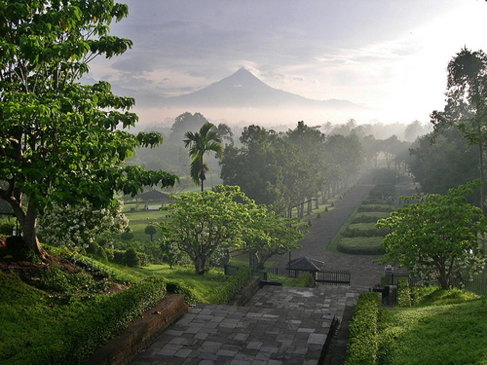Top 10 Volcanoes in Indonesia