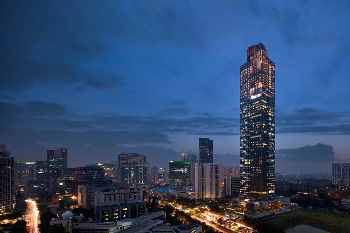 Inilah 10 Gedung Pencakar Langit Tertinggi di Indonesia 2020