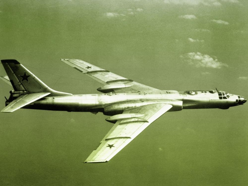 """Gimana nih, Tu-16-nya ?"""