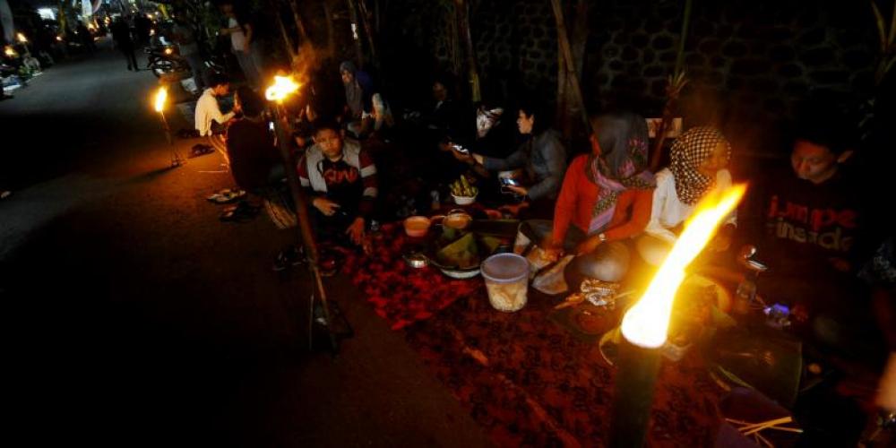 Tumpeng Sewu, Tradisi Unik Menjelang Idul Adha di Banyuwangi