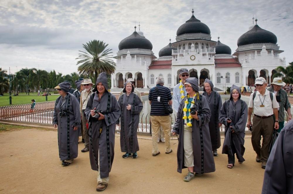 Kesiapan Indonesia Jadi Kiblat Wisata Halal Dunia