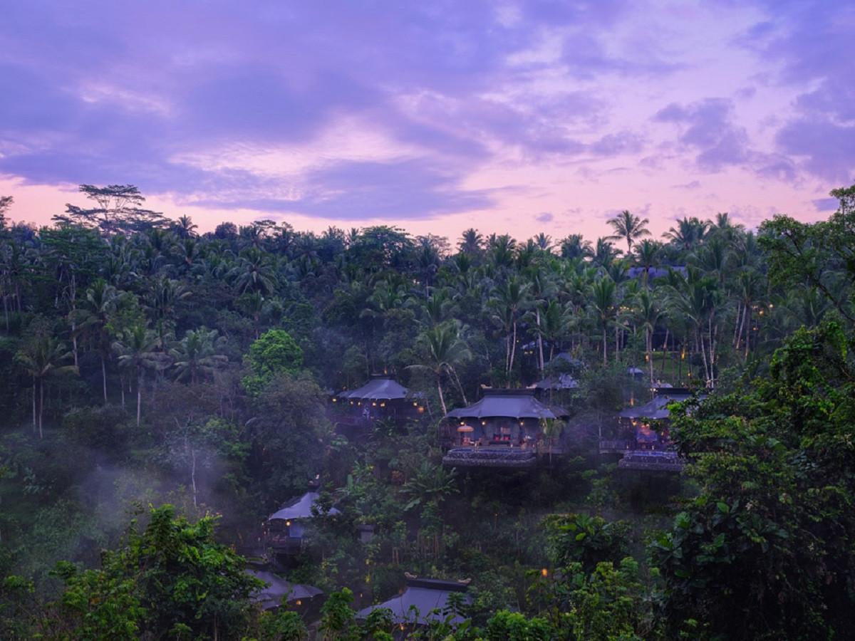Capella Ubud Bali Sabet Gelar Hotel Paling Top di Asia
