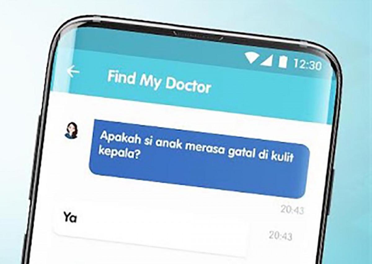 Garxia, Fitur Chatbot Cerdas yang Mampu Mendiagnosis Penyakit