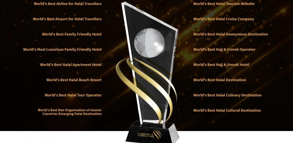Indonesia Sapu Bersih 12 Kategori World Halal Tourism Award 2016