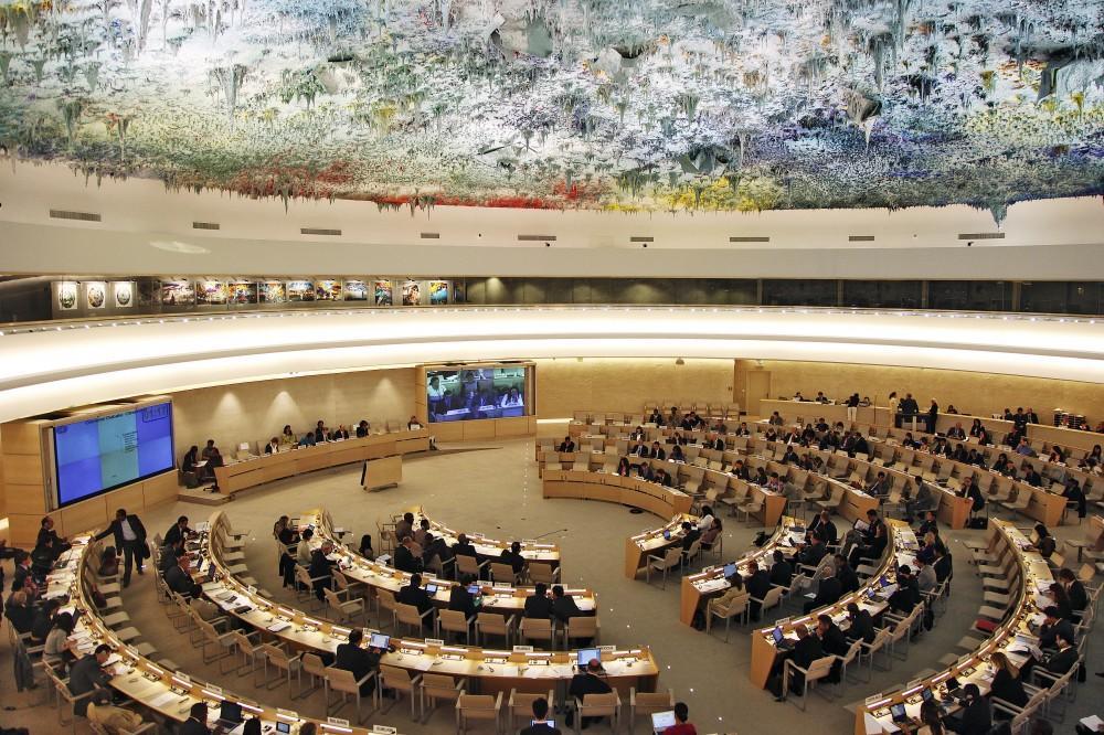 Indonesia Mencalonkan Diri Sebagai Anggota Dewan Hak Asasi Manusia PBB