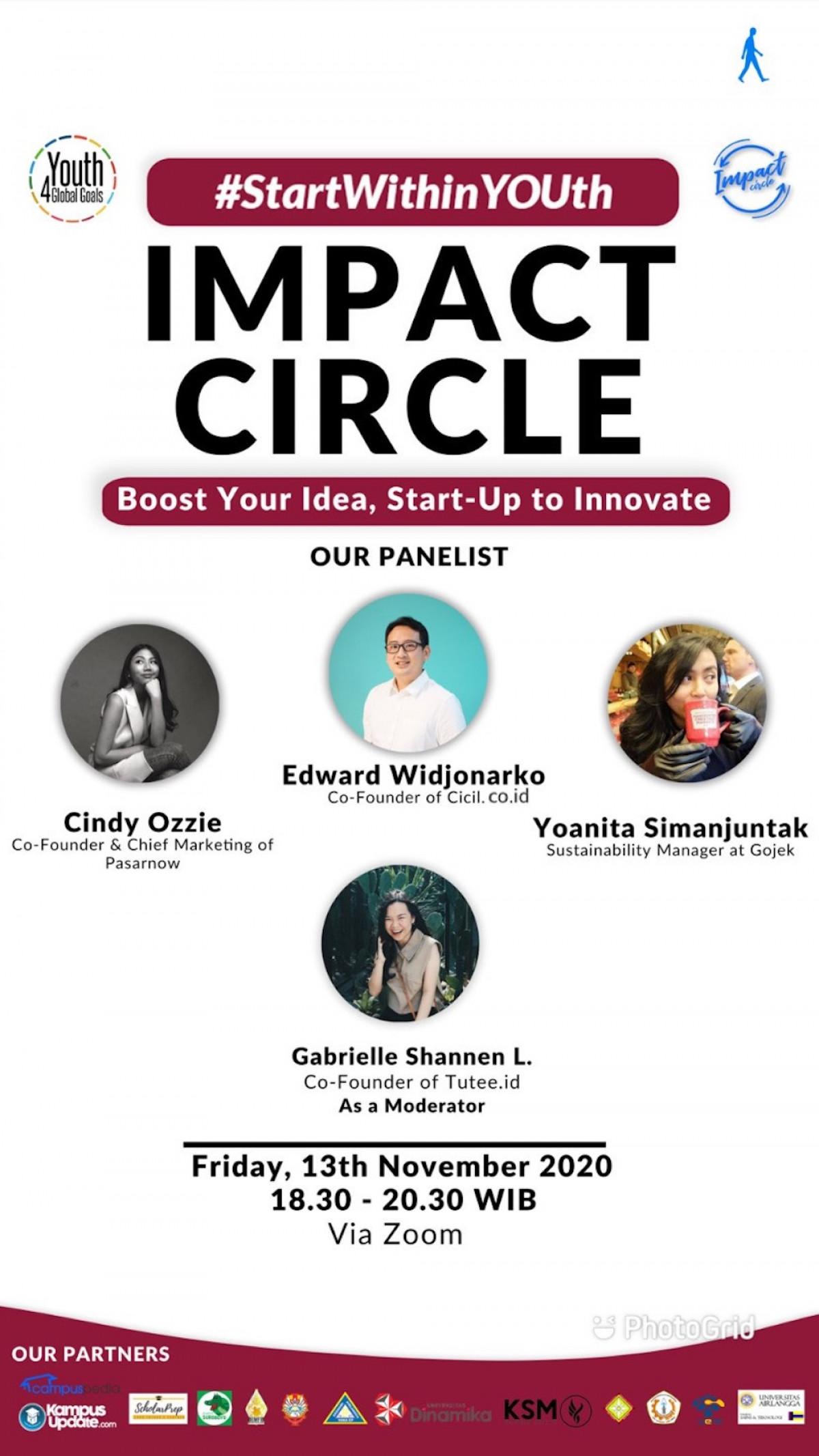 #StartWithinYOUth: Inisiasi AIESEC in Surabaya Ajak Pemuda untuk Realisasikan Ide Inovasi