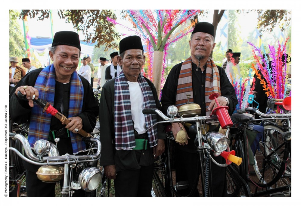 Masyarakat Betawi Aseli Good News From Indonesia