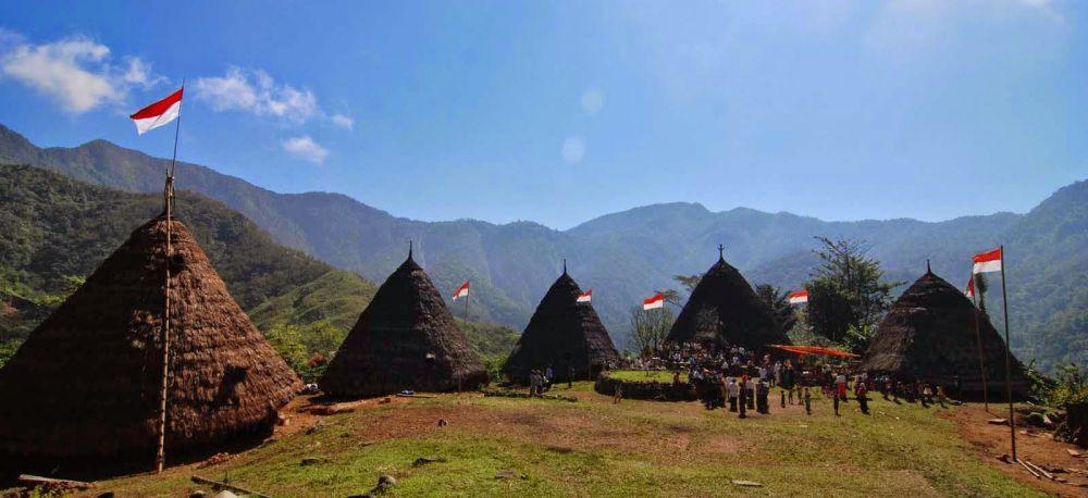Desa Tradisional Terindah di Indonesia ada di Indonesia Timur