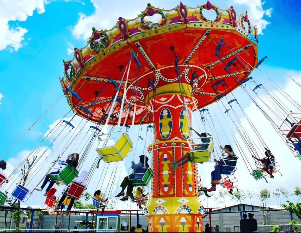 5 Destinasi Wisata Ramah Anak di Tegal