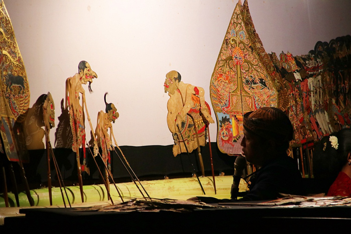 Menilik Sejarah Wayang Kulit Jawa Tengah