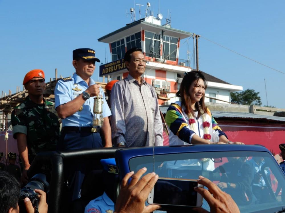 Yogyakarta Jadi Tujuan Pertama Obor Asian Games di Indonesia
