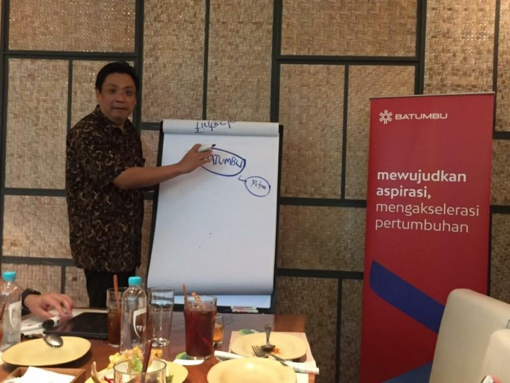 Batumbu yang Lahir dari Target Untuk Akselerasi Pertumbuhan UKM
