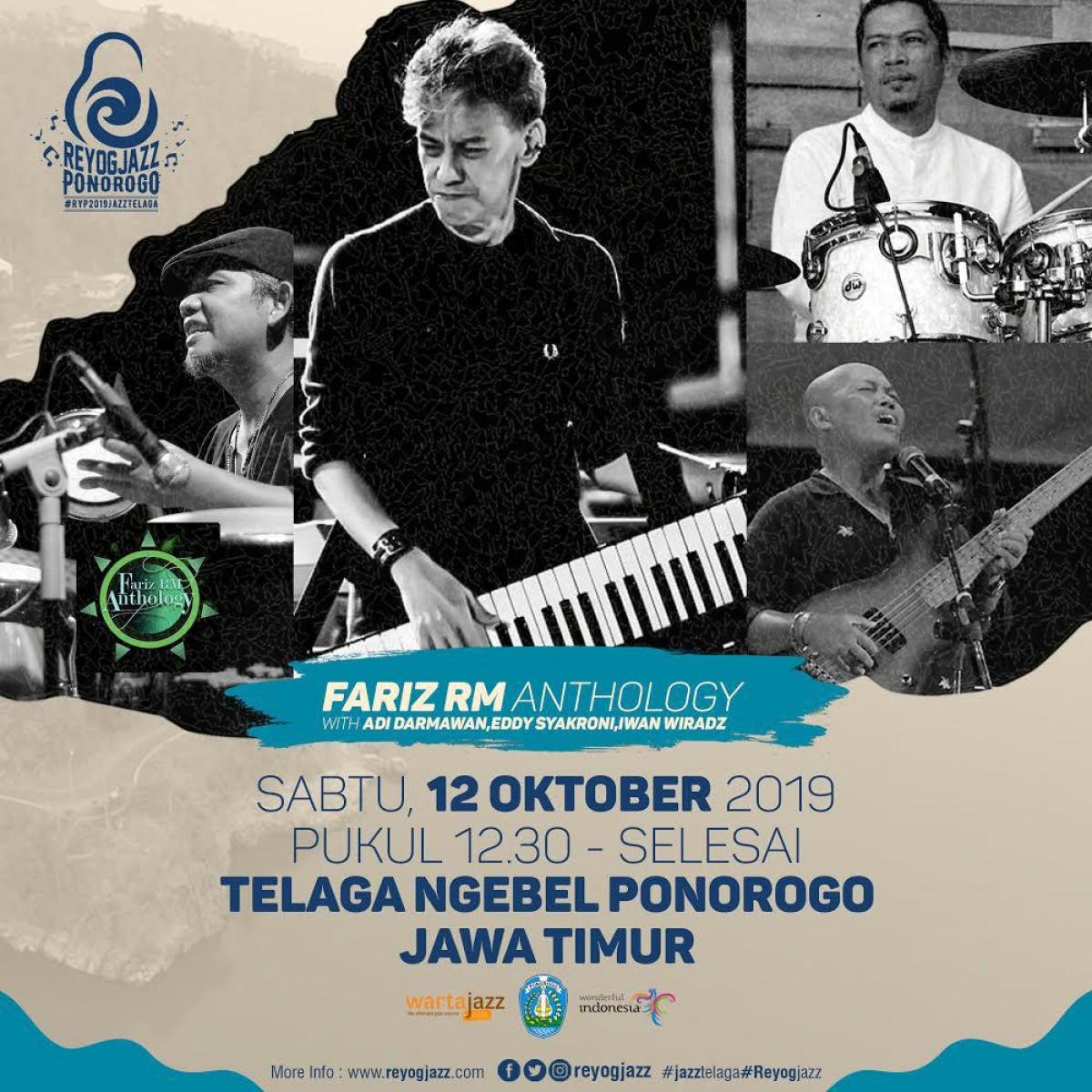 Reyog Jazz Ponorogo: Jazz Telaga di Atas Bukit