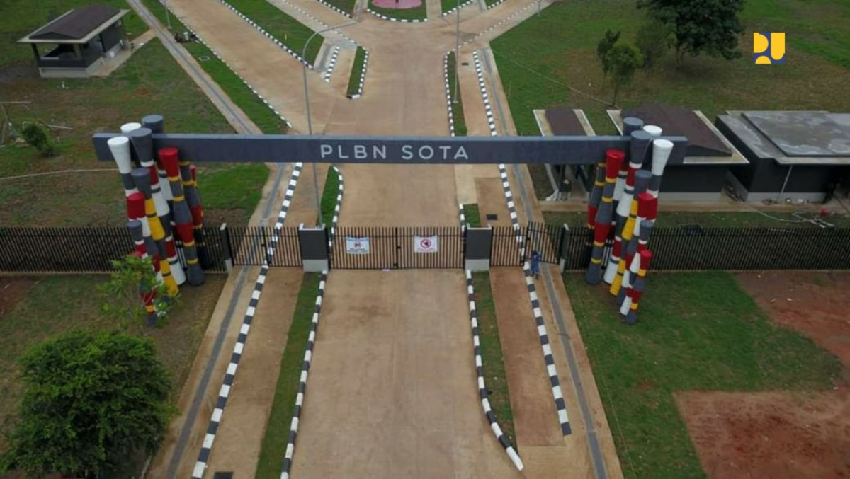 11 Titik Pembangunan PLBN yang Ditargetkan Selesai Akhir Tahun 2020