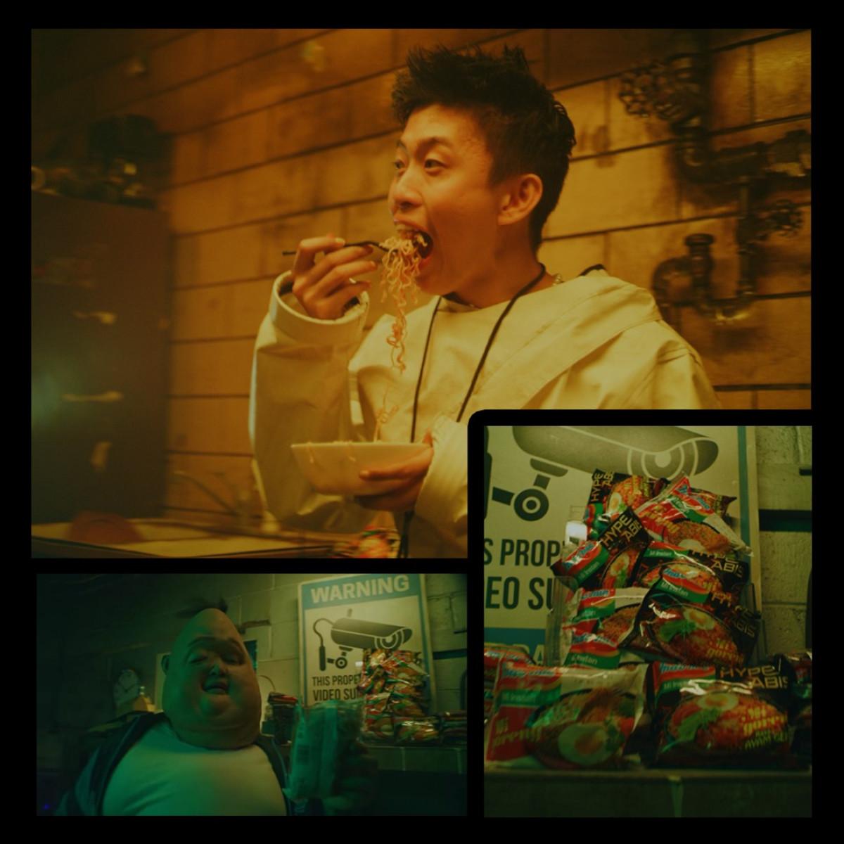 """Rich Brian Membawa Indomie Kembali Mendunia Melalui Video Klip Terbaru """"Love In My Pocket"""""""