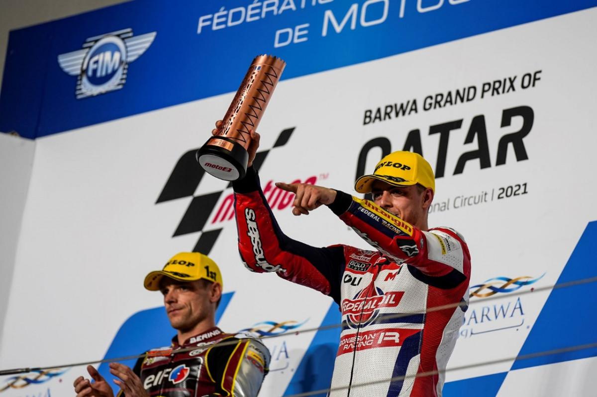 Ketika Tim Indonesian Racing Mengguncang Ajang MotoGP Qatar
