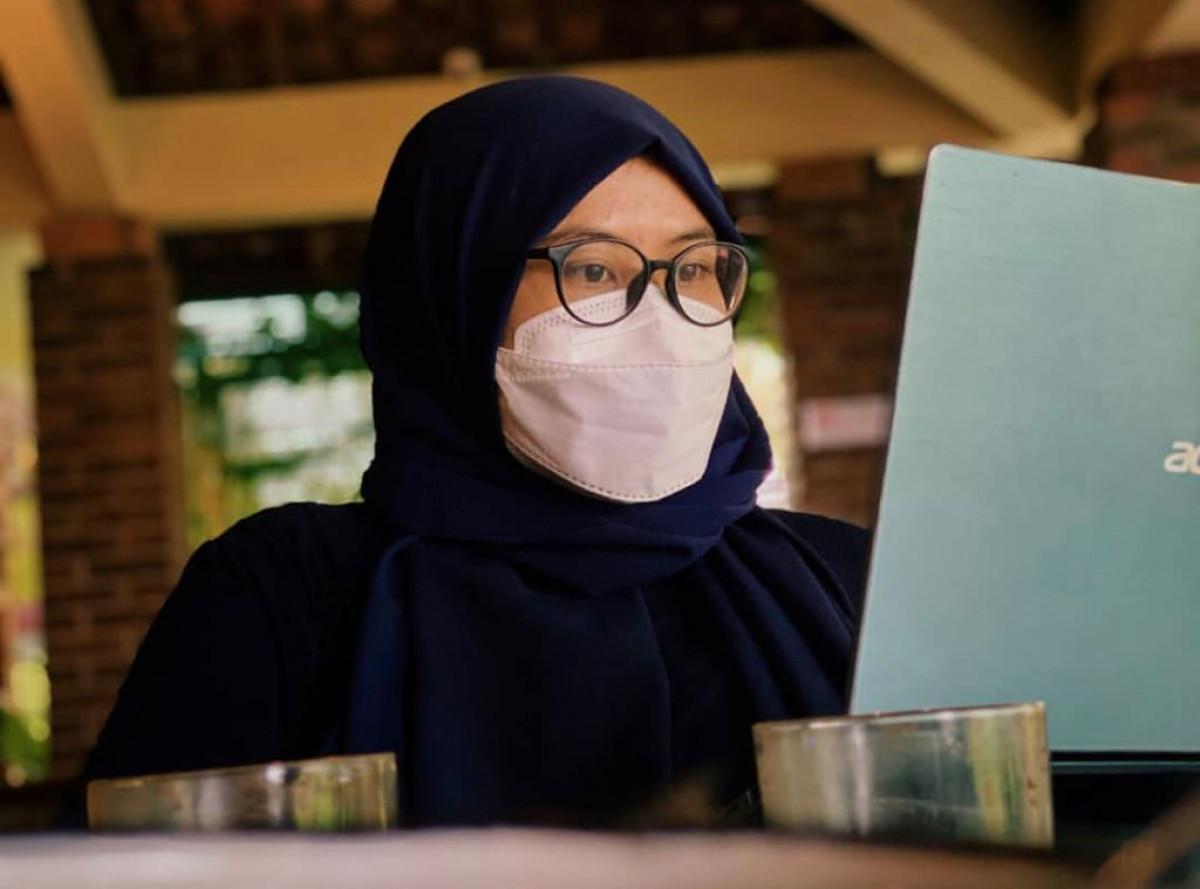 Semangat Dewi untuk Indonesia, Dorong Anak Muda Mengabdi Bagi Negeri di Tengah Pandemi
