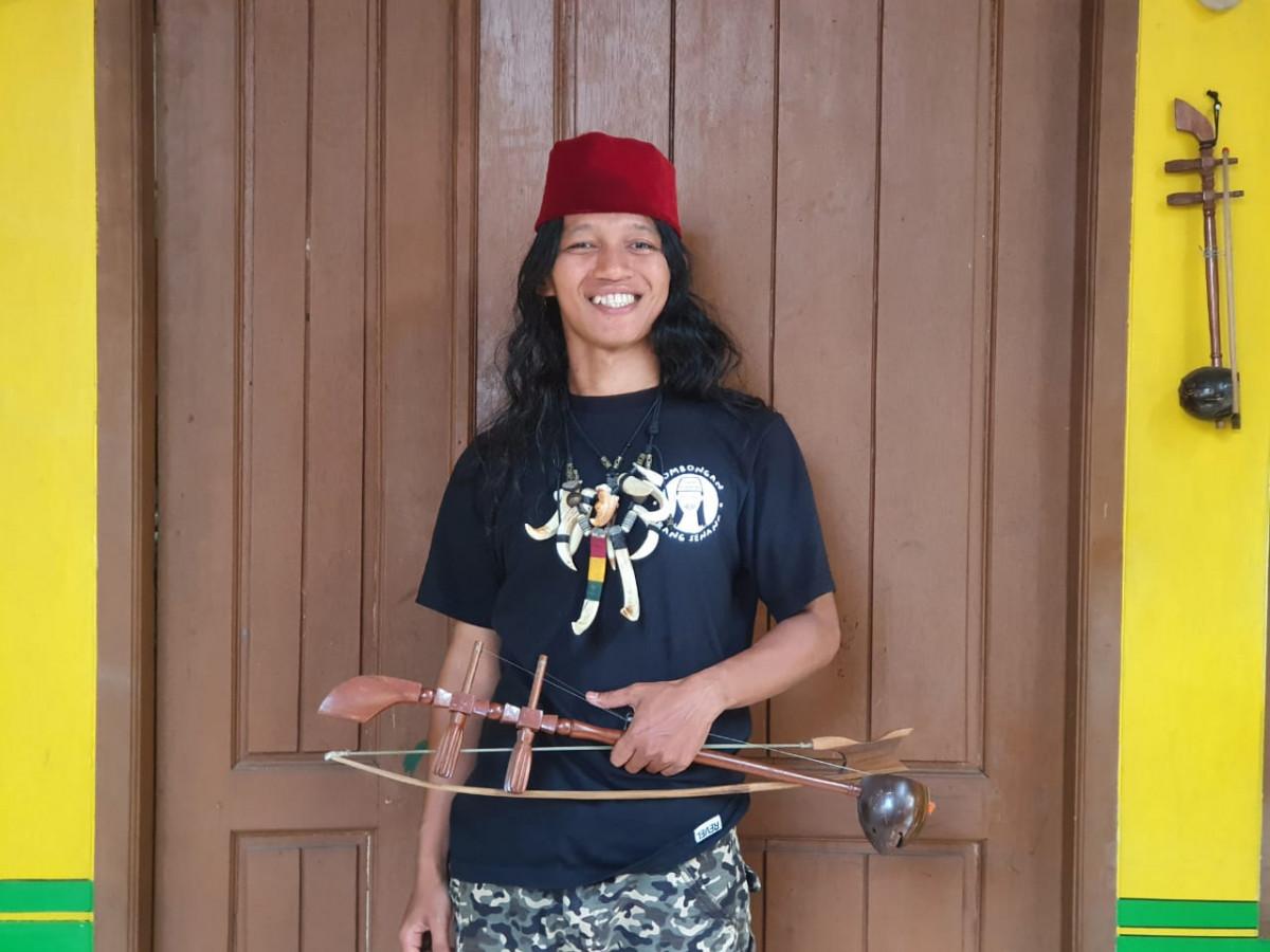 Bicara Musik Etnik dan Budaya Betawi, Ipank HoreHore: Kite Anak Muda Nyang Kudu Jagain Obornye