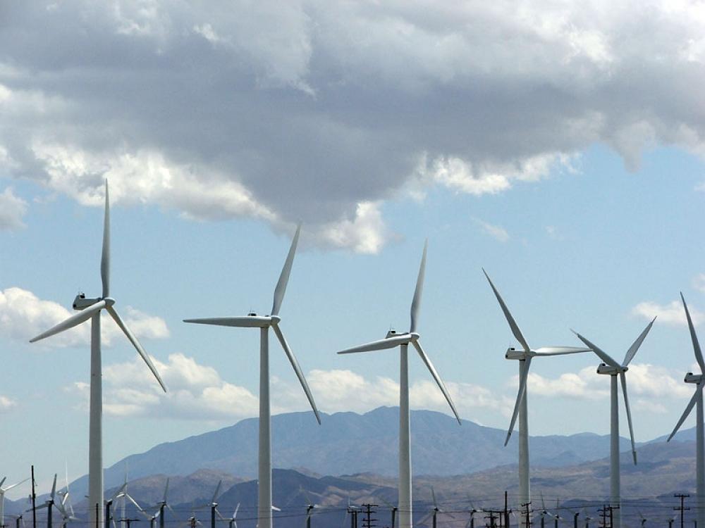 Pusat Energi Angin di Ujung Timur Jawa