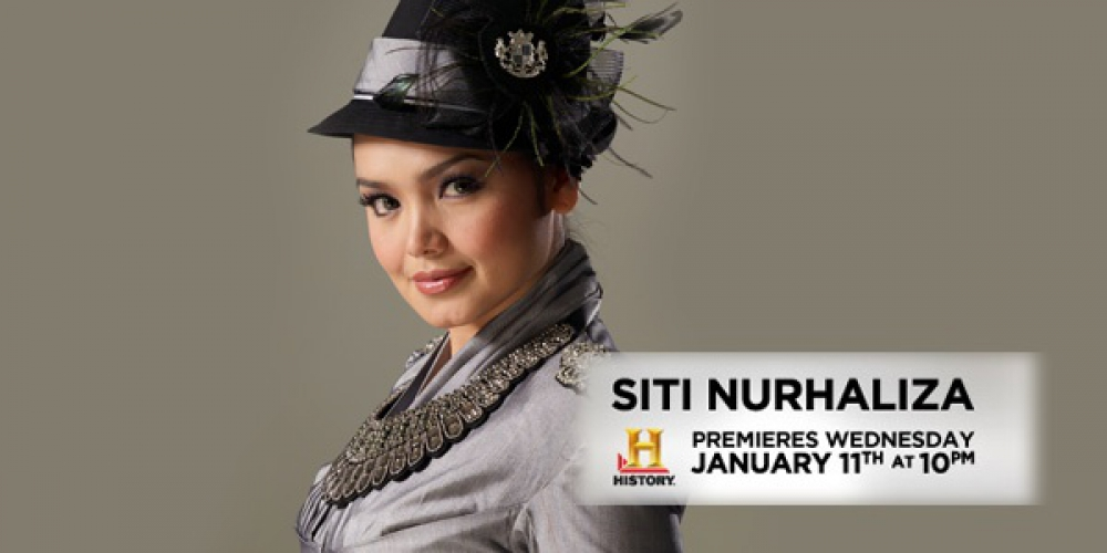 Winston Churcill, Siti Nurhaliza, dan