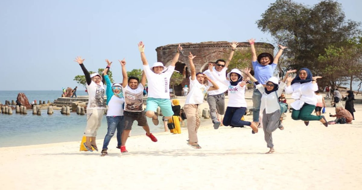 3 Hal yang Wajib Dilakukan Saat Berlibur ke Pulau Seribu