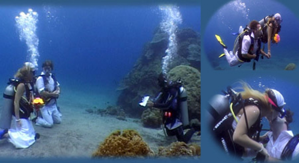 World's 10 Coolest Underwater Places