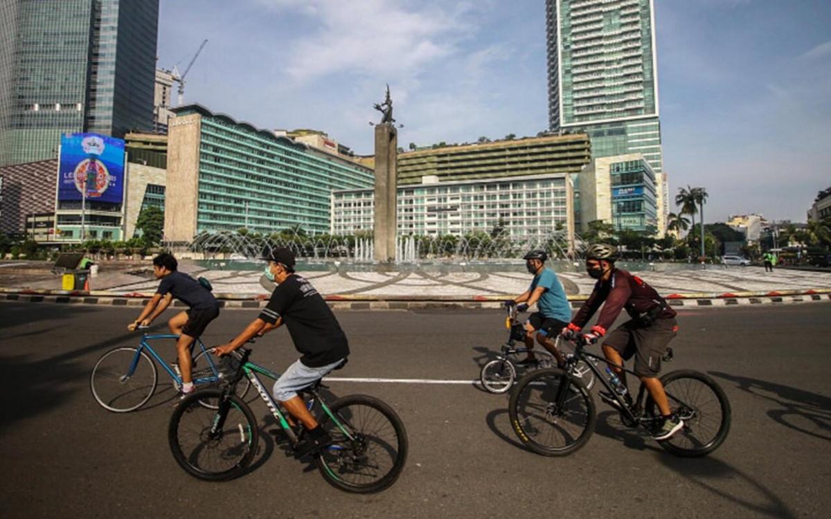 Jakarta Tempati Peringkat Ke-4 Kota Paling Sehat di Asia