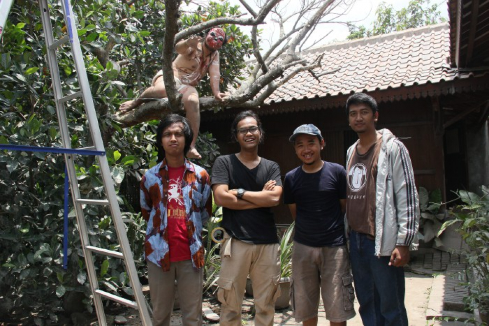 Wregas Bhanuteja, Sutradara muda Yogyakarta nominator festival film Bernilale 2015