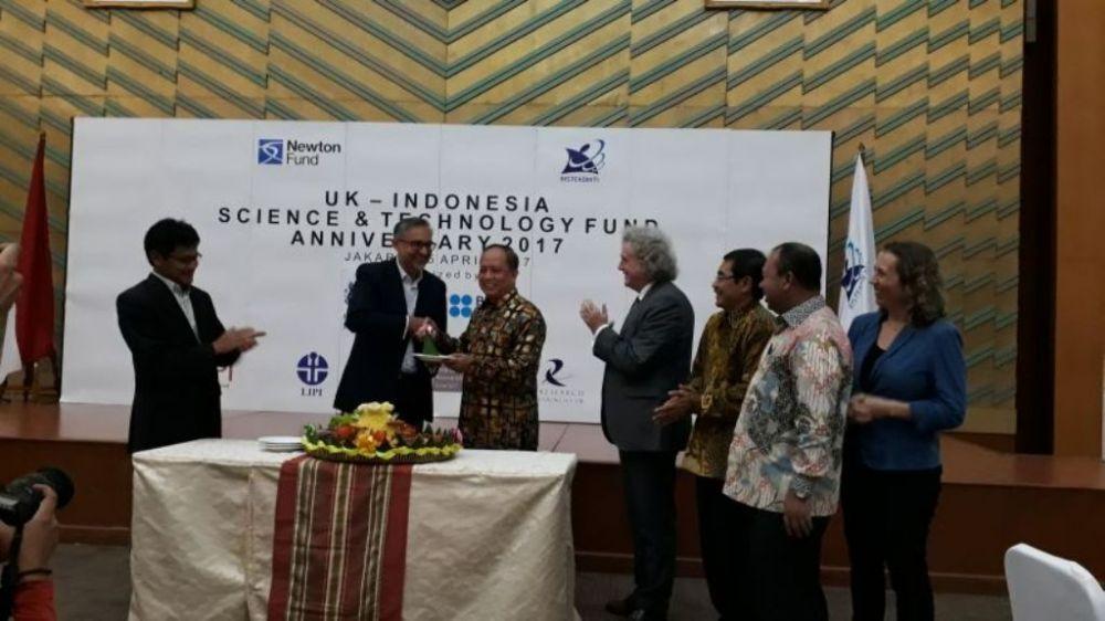 Rencana Duet Riset Indonesia-Inggris Tuai Berbagai Dukungan
