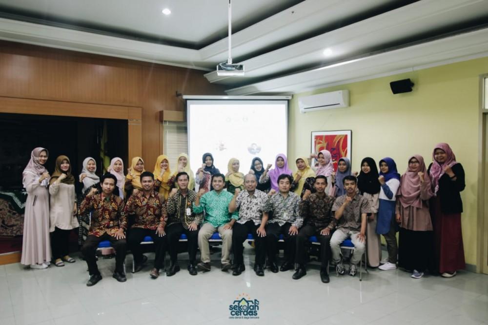 Sekolah Cerdas Yogyakarta Gelar Workshop Edukasi Kebencanaan