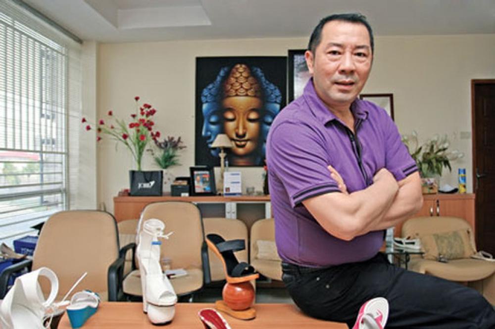 Yongki Komaladi dan Penghargaan dari Tiongkok