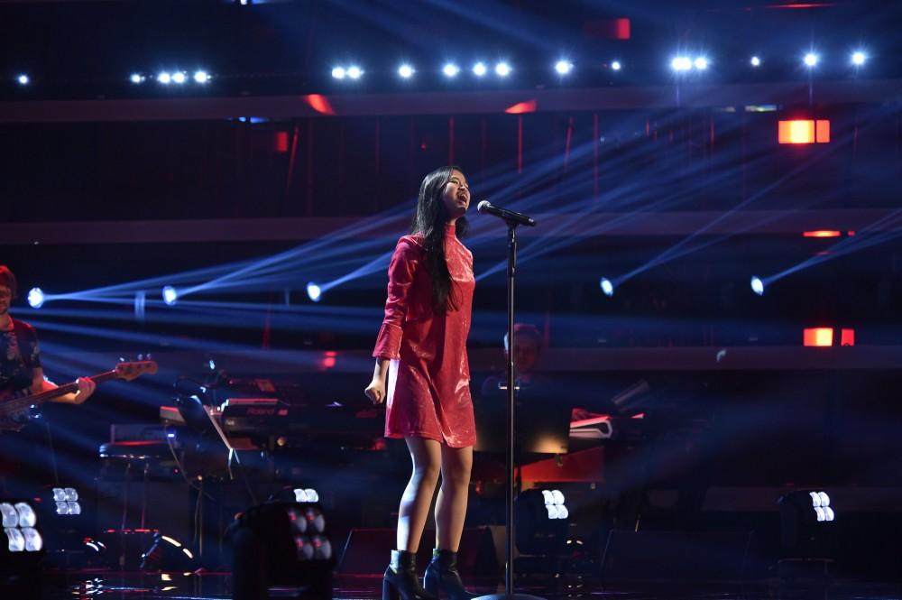 Pukau Jerman, Gadis Asal Cirebon ini Memukau Empat Juri The Voice Germany
