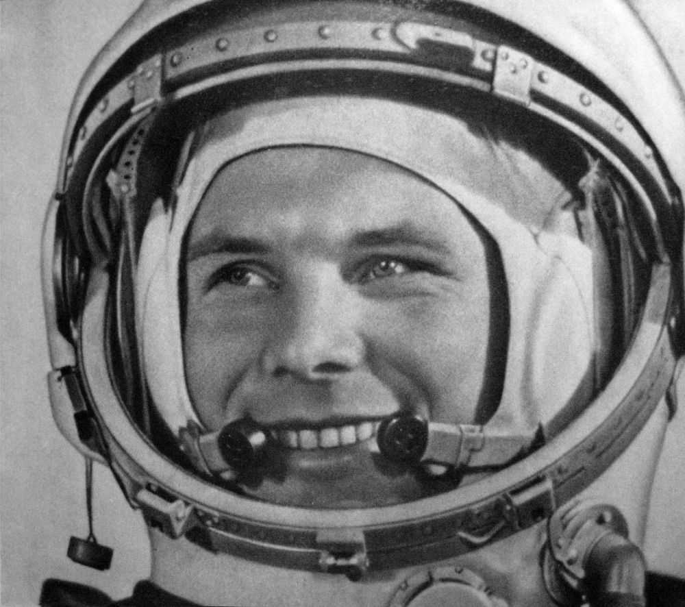 Yuri Gagarin, Holder of Indonesia Mahaputra Medal