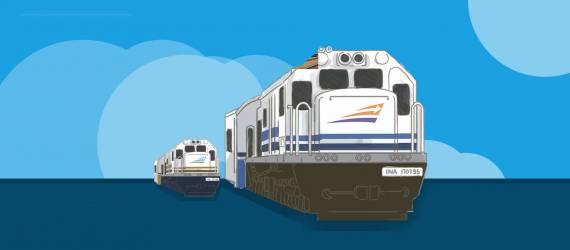 5 Fakta Menarik Kereta Api Indonesia dan Kemajuannya