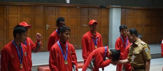 Sabet 4 Penghargaan di Beijing, Tim Sepakbola Pelajar Jakarta Bawa Harum Nama Bangsa!