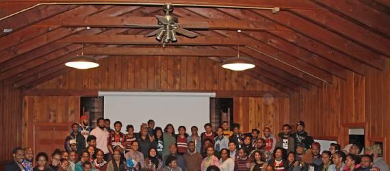 Dari Papua ke Amerika, Membawa Semangat Membangun Indonesia